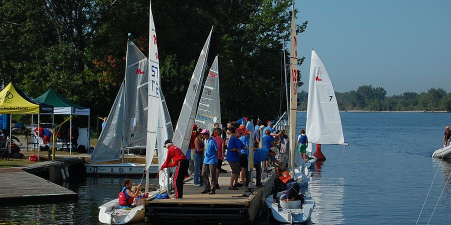 Enhancing the effectiveness of people and organizations working together to provide healthy sailing opportunities
